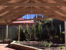 Timber Verandah - Ideal Pergolas and decks