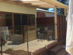 Hardwood TImber Deck - Ideal Pergolas and Decks