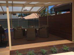 Hardwood Timber Deck - Ideal Pergolas and Decks