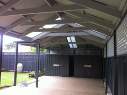 Carports - Ideal Pergolas and decks