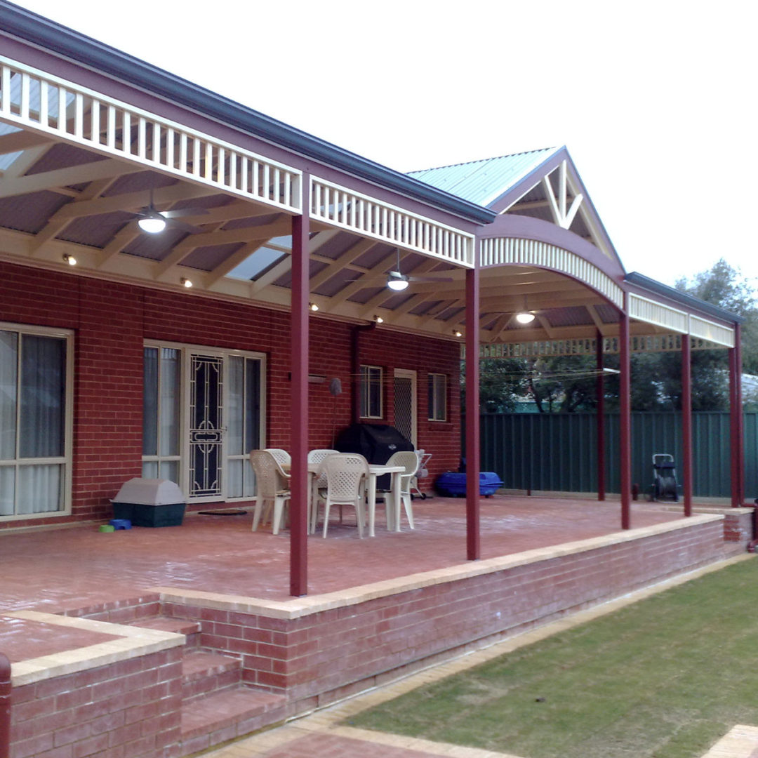 Timber Pergolas - Ideal Pergolas and decks