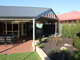 Timber Verandah - Ideal Pergolas and decks